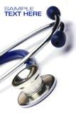 Stethoscoop stock foto