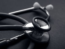 Stethoscope 2 royalty free stock image
