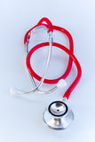 Stethoscope. To listen to your heart device Royalty Free Stock Image