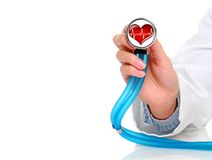 Stethoscope. Stock Photography