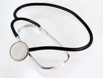 Stethoscope. Isolated royalty free stock images