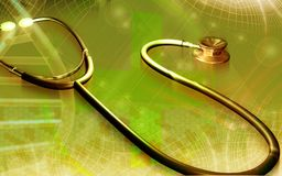 Stethoscope Stock Image