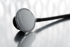 Stethoscope. Medical Stock Image