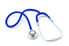 Stethoscope, health check tool Stock Photography