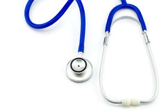 Stethoscope, health check tool Royalty Free Stock Photo
