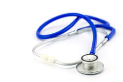 Stethoscope, health check tool Stock Images