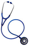 A stethoscope Royalty Free Stock Photography