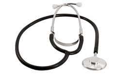 Stethoscope isolated Stock Image