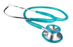 Stethoscope isolated on white Stock Images