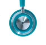 Stethoscope isolated on white Stock Image