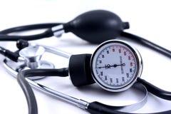 Stethoscope isolated on white background Royalty Free Stock Photography