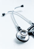 Stethoscope object Royalty Free Stock Images