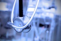 Stethoscope. stylized photo Stock Photos