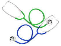 Stethoscopes Stock Photography