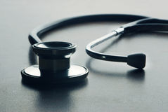 Stethoskop Stockbild