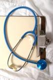 Stethoskop 5 Lizenzfreie Stockfotos