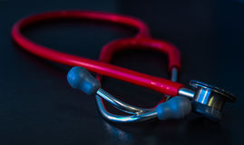 Stethoskop für Kinder Lizenzfreies Stockbild