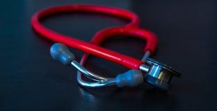 Stethoskop für medizinisches Stockbild