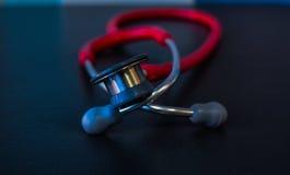Stethoskop für medizinisches, für Doktor, für Krankenschwester Lizenzfreies Stockfoto