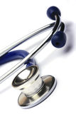 Stetoscopio fotografia stock