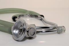 Stetoscopio medico Fotografie Stock
