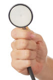 stetoskop Arkivfoto