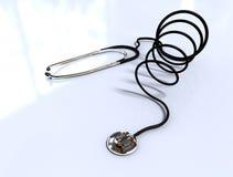 stetoskop Royaltyfria Bilder