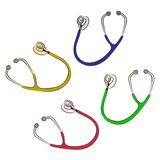 Stetoskop Royaltyfri Foto