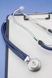 Stetoskop I falcówka Zdjęcie Stock