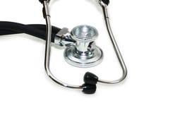 stetoskop medyczny w izolacji Zdjęcia Stock