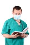 stetoskopu doktorski medyczny writing Obraz Stock