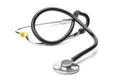 Stetoskopu sprzęt medyczny Zdjęcie Stock