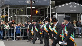 Stets Patrick dag 2015 ståtar 199 Royaltyfri Fotografi