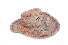 Stetson Female Fashion Hat Royalty Free Stock Image