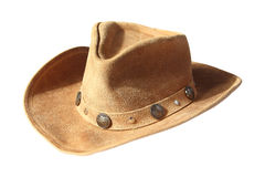 Stetson in hard light Royalty Free Stock Image