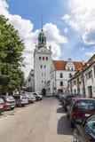 Stettin Castle Royalty Free Stock Photos