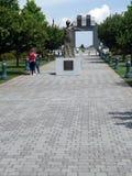 Stettinius parada, Krajowy ważnego dnia pomnik, Bedford, VA, usa Zdjęcia Stock