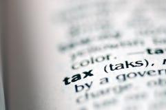 Steuer Lizenzfreie Stockfotos
