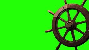 Steuer auf grünem Farbenreinheitsschlüssel stock video footage