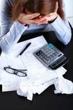 Steuerformular Stockbilder