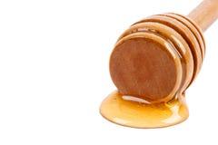 Steuerknüppel des Honigs stockfotos