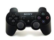 Steuerknüppel PS3 Stockbild