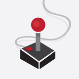 Steuerknüppel-Spiel Stockbilder