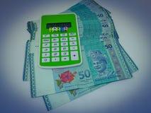 Steuerkonzept Finanziell vom Textkonzept lizenzfreie stockfotografie
