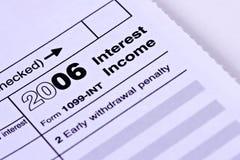 Steuern Stockbild