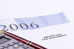 Steuern Lizenzfreies Stockbild