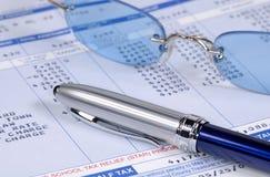 Steuern lizenzfreie stockbilder