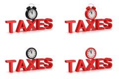 Steuern Stockfotografie