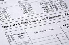 Steuern Stockbilder
