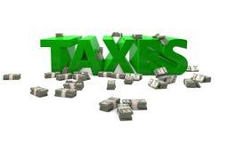steuern Lizenzfreie Stockfotos